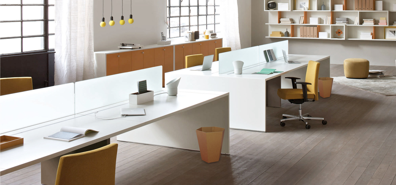 Corbeille de bureau en carton éco-design