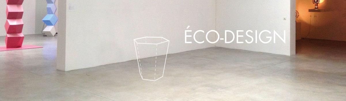 corbeille de bureau éco-design en carton